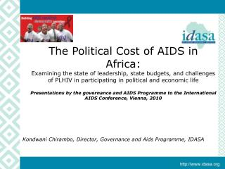 The Political Cost of AIDS in Africa: