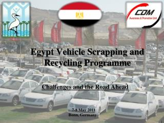 Egypt Vehicle Scrapping and Recycling Programme