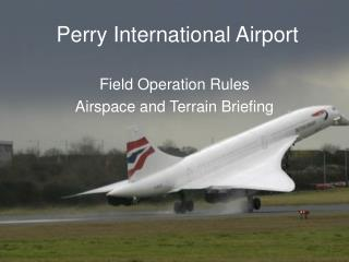 Perry International Airport