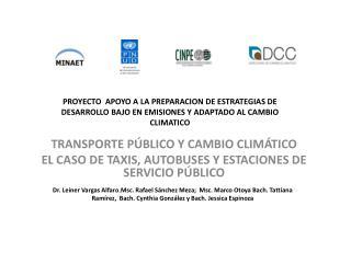 TRANSPORTE PÚBLICO Y CAMBIO CLIMÁTICO