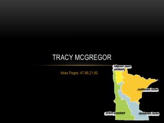 Tracy McGregor