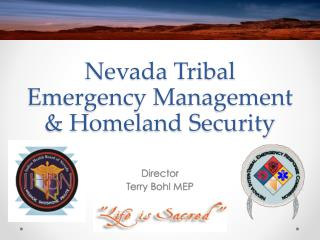 Nevada Tribal  Emergency Management & Homeland Security