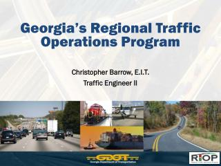 Georgia's Regional Traffic Operations Program