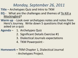 Monday, September 26, 2011