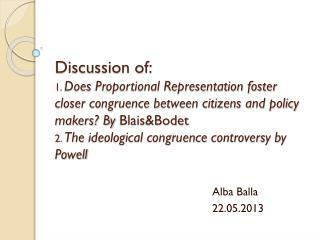 Alba Balla 22.05.2013