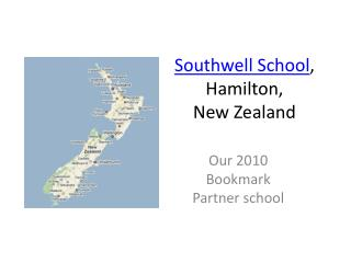 Southwell  School , Hamilton,  New Zealand