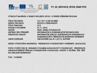V Y_32_INOVACE_ IKTO2 _ 03 60  PCH