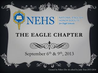 The Eagle Chapter