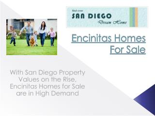 Encinitas Real Estate For Sale