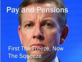 Pay and Pensions