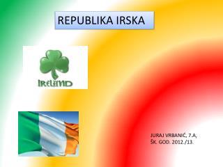 REPUBLIKA IRSKA
