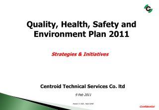 Centroid Technical Services Co. ltd