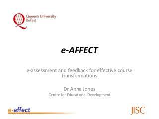 e-AFFECT