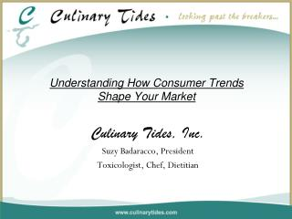 Understanding How Consumer Trends  Shape Your Market
