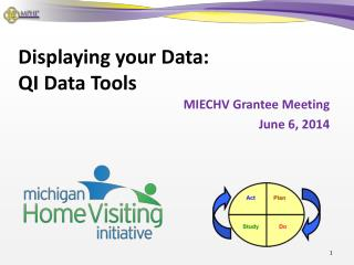 Displaying your Data:  QI Data Tools