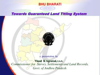 Towards Guaranteed Land Titling System                                                                  a  presentation