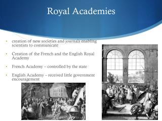 Royal Academies