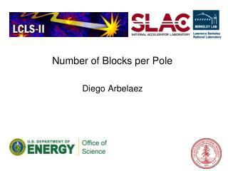 Number of Blocks per Pole