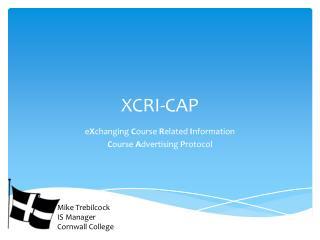 XCRI-CAP