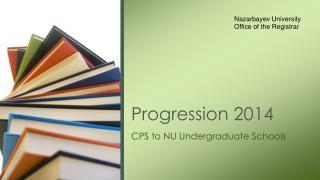 Progression 2014