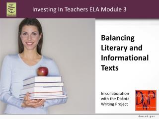 Investing In Teachers ELA Module 3