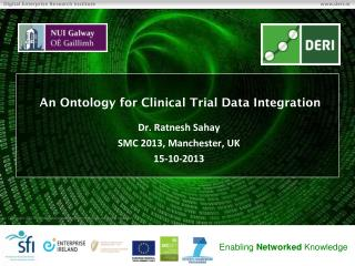 An Ontology for Clinical Trial Data Integration