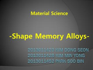 2013011423 Kim dong  seon 2013011428  kiM  MIN YONG 2013011452 PARK  Soo  BIN