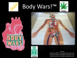 Body Wars!™
