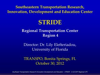 STRIDE Partners