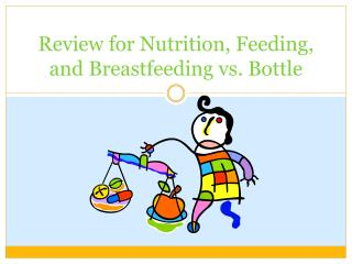 Review for Nutrition, Feeding, and Breastfeeding vs. Bottle