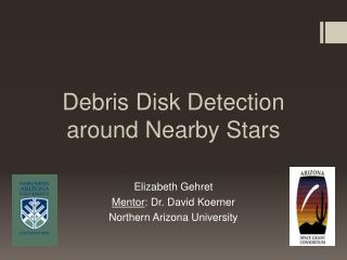 Debris Disk Detection around Nearby Stars