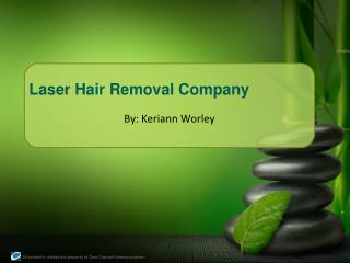 Laser Hair Removal Company