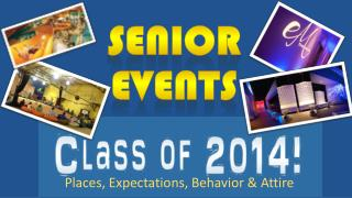 SENIOR  Events