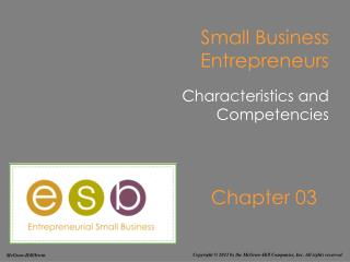 Small Business Entrepreneurs