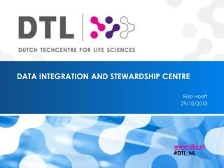 Data Integration and Stewardship Centre
