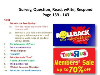 Survey, Question, Read, wRite, Respond Page 139 - 143