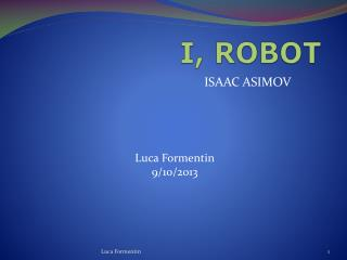 i robot isaac asimov pdf english