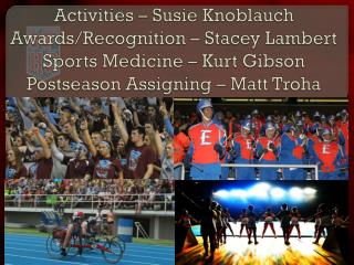 Activities Overview By Susie Knoblauch