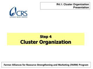 Farmer Alliances for Resource-Strengthening and Marketing (FARM) Program