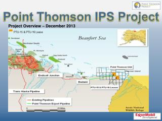 Project  Overview  –  December 2013