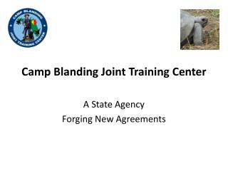Camp Blanding Joint Training Center