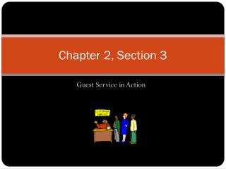 Chapter 2, Section 3