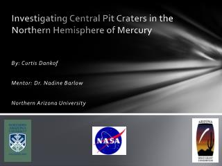 Investigating Central Pit Craters in the Northern Hemisphere of Mercury