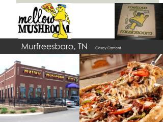 Murfreesboro, TN    Casey Ozment