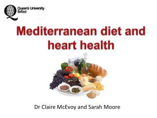 Mediterranean diet and h eart health