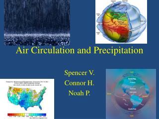 Air Circulation and Precipitation
