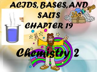 Acids, Bases, and Salts Chapter 19