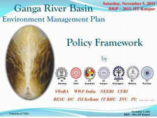 Ganga River Basin  Environment  Management Plan
