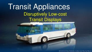 Transit Appliances