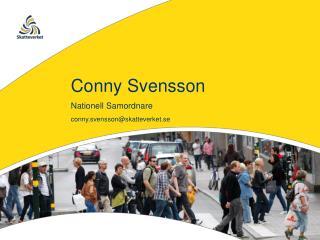 Conny Svensson